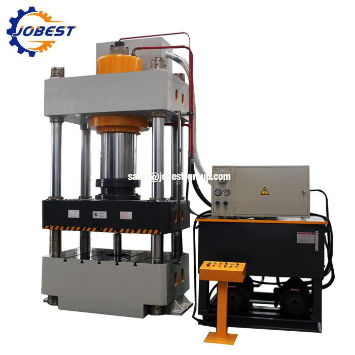 Four Column Hydraulic Machine
